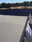Poly Roof flat roofing