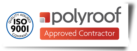 commercially approved polyroof contractor